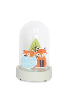 Splosh Colourful Kids Fox Light Up Dome - 281294
