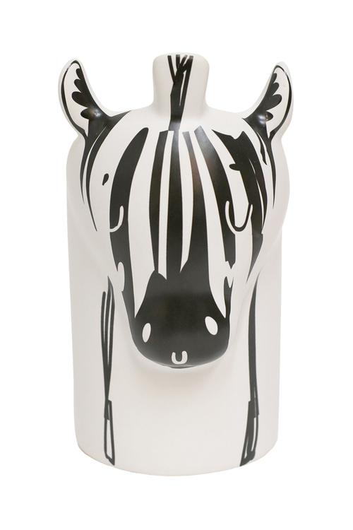 Splosh Zebra Animal Planter