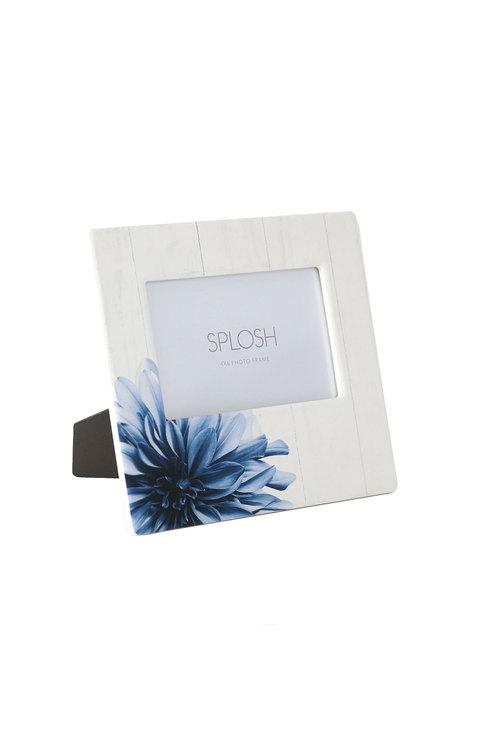 Splosh Sophisticated Hamptons Blue Blossom Frame