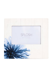 Splosh Sophisticated Hamptons Blue Blossom Frame - 281302