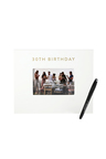 Splosh 30th Birthday Signature Frame