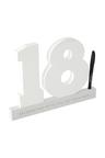 Splosh 18th Birthday Signature Number