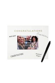 Splosh Congratulations Signature Frame - 281331