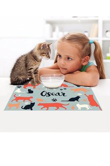 Personalised Cat Placemat - 281387