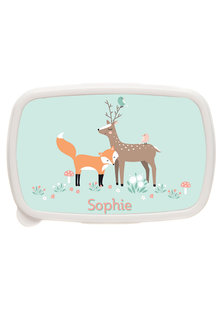 Personalised Fox and Reindeer Box - 281420