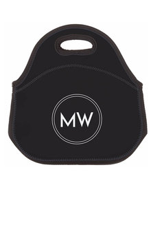 Personalised Monogram Neoprene Lunch Bag - 281429