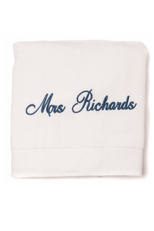 Personalised 100% Cotton Snow White Bath Towel - 281442