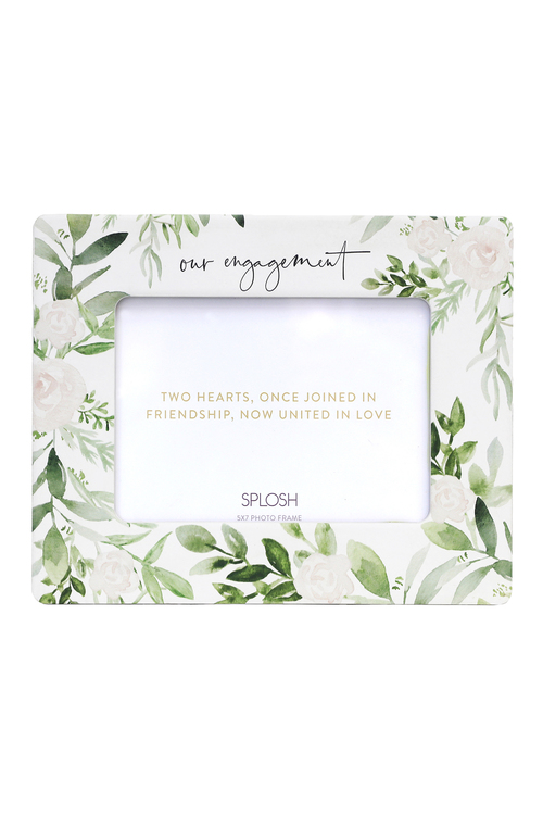 Splosh Wedding Engagement Frame