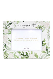 Splosh Wedding Engagement Frame - 281461