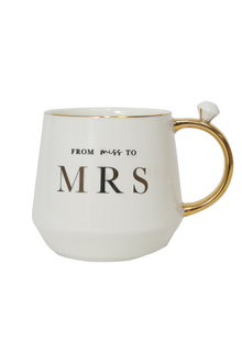 Splosh Wedding Miss to Mrs Mug - 281463