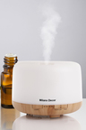 Milano Décor 500ml Aroma Mood Light Diffuser