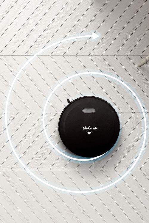 My Genie Smart Robotic Vacuum Cleaner