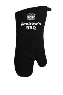Personalised BBQ Glove - 281500