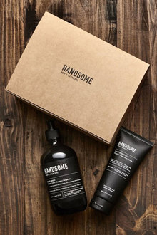 Handsome Shower Pack (Body Wash + 2in1 Shampoo) - 281526
