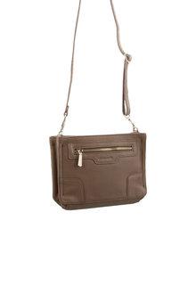 Pierre Cardin Leather Ladies Cross-Body Bag - 281628
