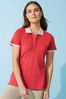 Capture Cotton Pique Short Sleeve Polo