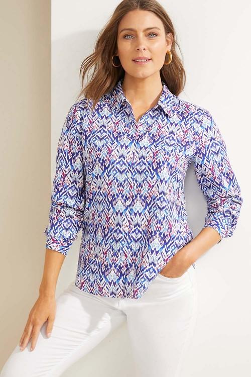 Capture Linen Blend Shirt