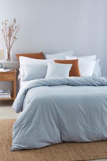 Montauk Linen Cotton Duvet Cover Set - 281665