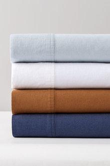 Montauk Linen Cotton Sheet Set - 281666
