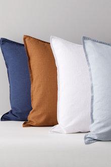 Montauk Linen Cotton Pillowcase Pair - 281669