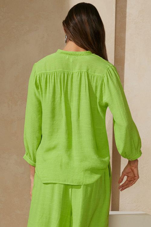 Capture Texture Gather Detail Shirt