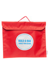 Personalised Build-A-Bag Red Library Bag