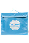 Personalised Build-A-Bag Light Blue Library Bag