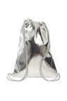 Personalised Choose-A-Design Silver Sequin Drawstring Bag
