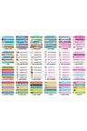 Personalised 30 Slimline Value Labels Pack