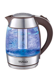 TODO 1.8L LED Glass Kettle - 281874