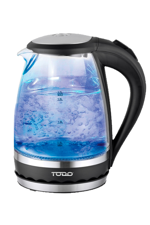 TODO 1.5L LED Glass Kettle