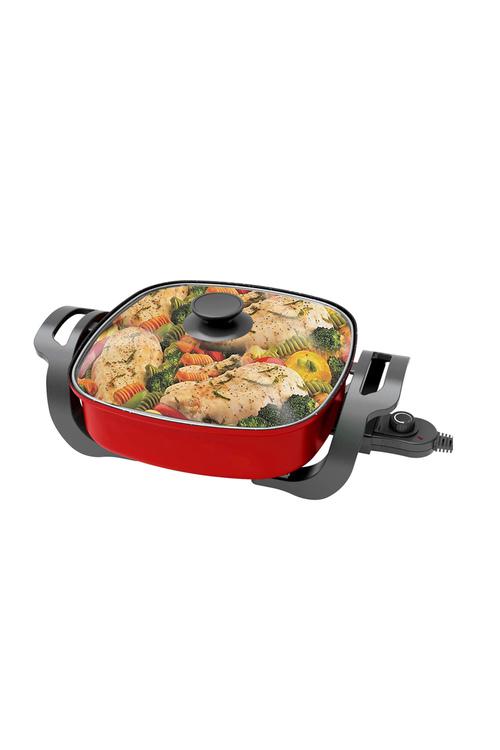 TODO 1500W Electric Frying Pan Multi Function Cooker