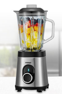 TODO 1.5L Stainless Steel Electric Blender - 281879