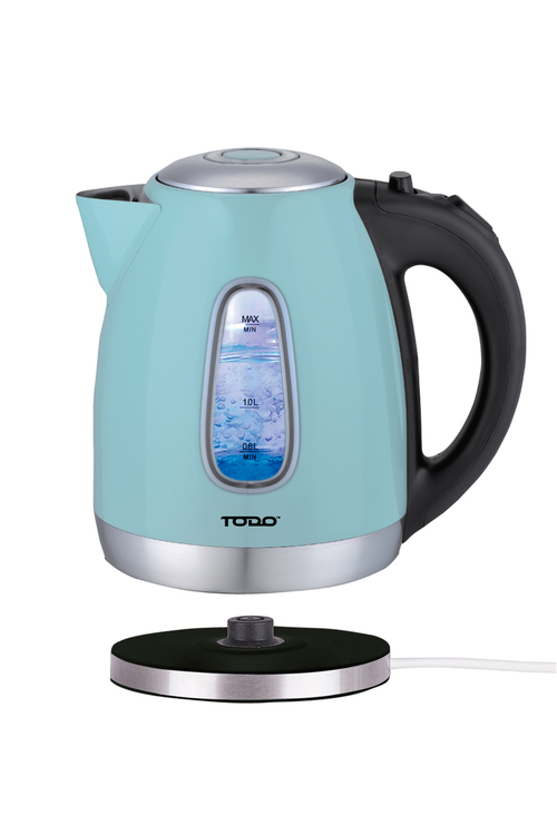 TODO 1.7L LED Stainless Steel Kettle