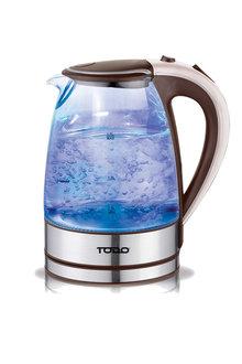 TODO 1.7L LED Glass Kettle - 281901