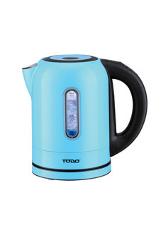 TODO 1.7L LED Keep Warm Stainless Steel Kettle - 281902