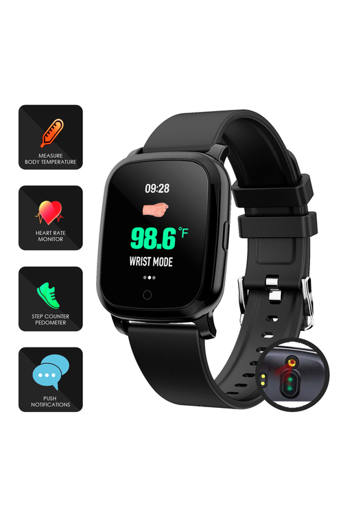 TODO Bluetooth Heart Rate Smart Watch