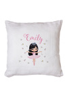 Personalised Lil Super Stars Cushion Cover