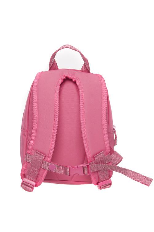 Personalised Lil Super Stars Mini Pink Backpack