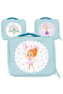Personalised Lil Super Stars Mint Lunch Bag - 281917