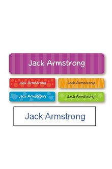 Personalised Complete Label Pack - 281918