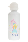 Personalised Lil Super Stars Stainless Steel Bottle