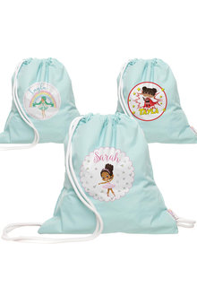 Personalised Lil Super Stars Mint Wet Bag - 281965