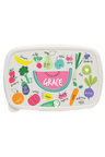 Personalised Fruit and Veg Lunch Box