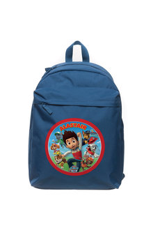 Personalised Paw Patrol Large Blue Backpack - 281973