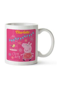 Personalised Peppa Pig Ceramic Mug - 281985