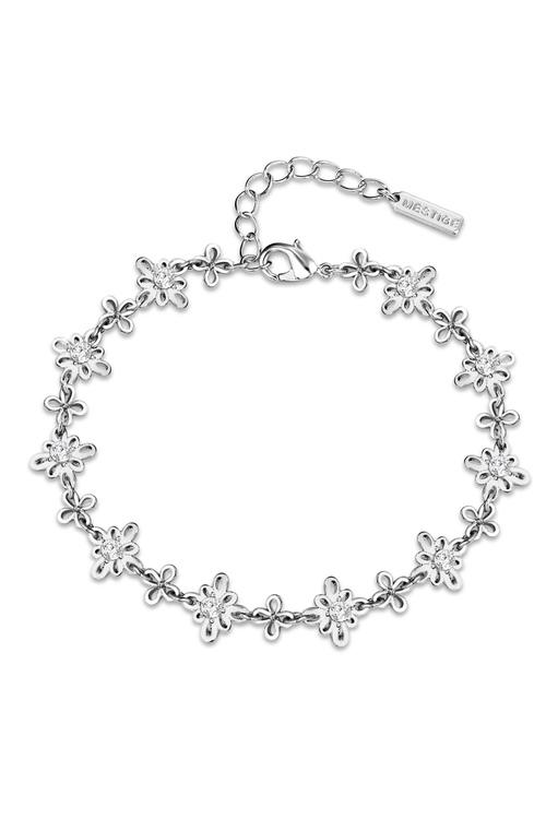 Mestige Soulful Anklet with Swarovski® Crystals