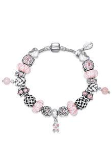 Mestige Blooming Bracelet with Swarovski® Crystals - 282467