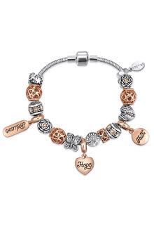 Mestige Expression Bracelet with Swarovski® Crystals - 282471