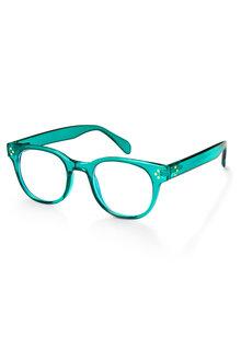 Mestige Tech Blue Light Glasses in Turquoise - 282541